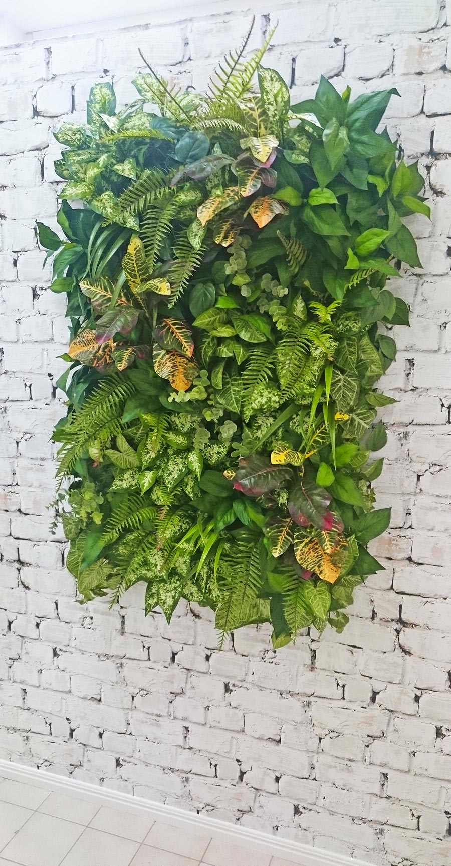 Articial Plants - Living Walls- deluxe 150 x 120cm