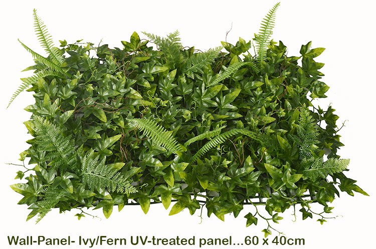 Wall-Panels Ivy/Fern UV panel