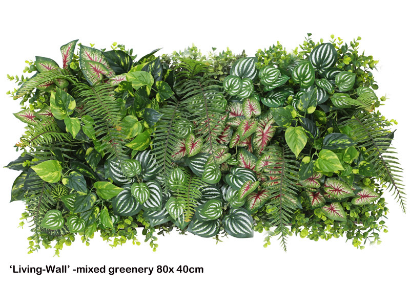 Articial Plants - Living Walls 120 x 80cm
