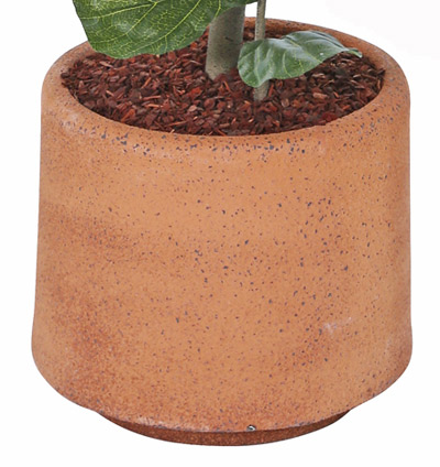 Articial Plants - Planters- decor-lite round- medium