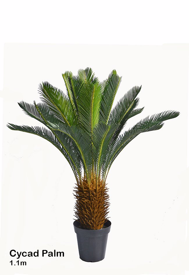 Articial Plants - Cycad Palm 1.1m