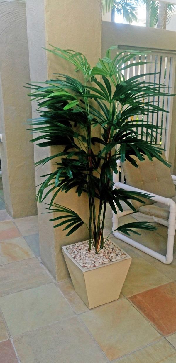 Artificial Rhapis Palm Fake Rhapis Palm Artificial Palm