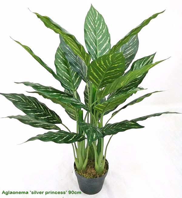 Articial Plants - Silver Princess Plant 90cm