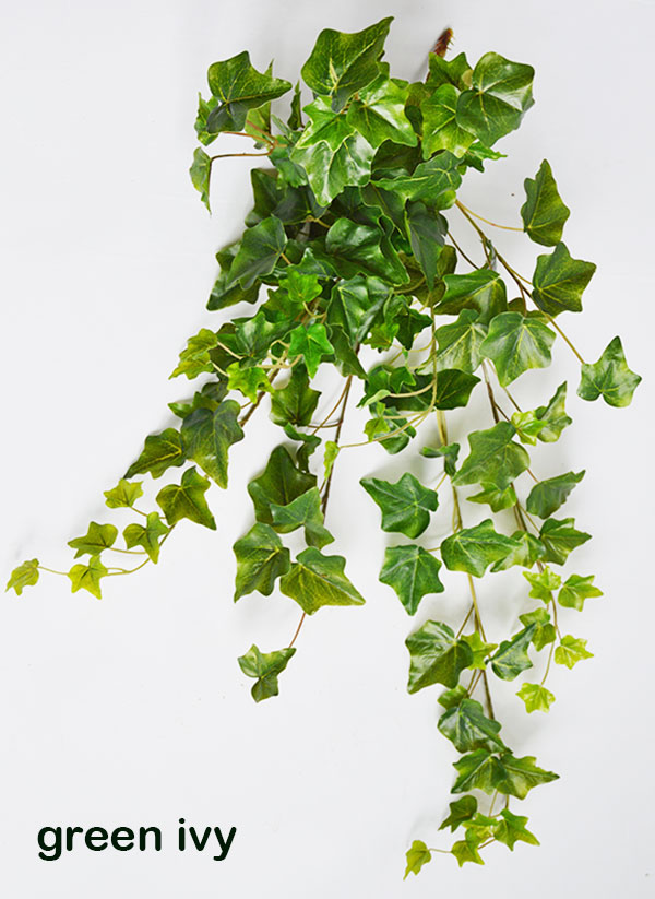 Articial Plants - Ivy Busy- green
