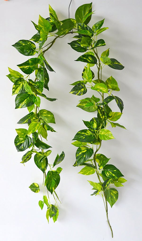 Articial Plants - Trailing Vine- Pothos Garland