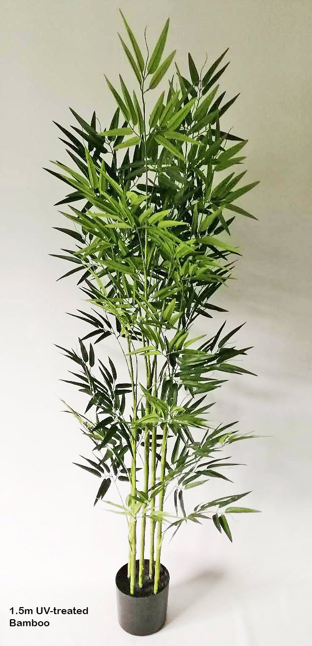 Articial Plants - Bamboo UV-treated 1.5m
