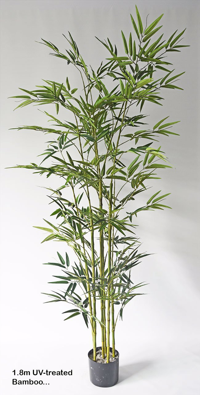 Articial Plants - Bamboo UV-treated 1.8m